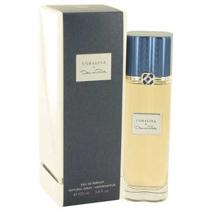 Coralina by Oscar De La Renta Eau De Parfum Spray 3.4 oz (Women)