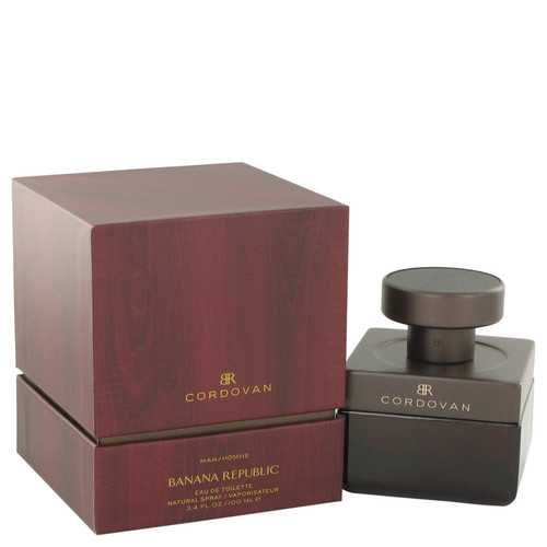Cordovan by Banana Republic Eau De Toilette Spray 3.4 oz (Men)