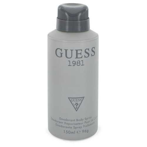 Guess 1981 by Guess Body Spray 5 oz (Men)