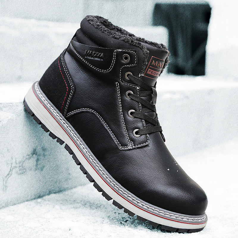 Sofle - Premium Leather Boots