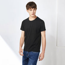 Load image into Gallery viewer, SEMIR summer Short sleeve T shirt men 2019 simple round neck stretch solid new top clothing trend tshirt man streetwear xs-2xl