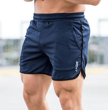 Load image into Gallery viewer, New Men Fitness Bodybuilding Shorts Man Summer Gyms Workout Male Breathable Mesh Quick Dry Sportswear Jogger Beach Short Pants