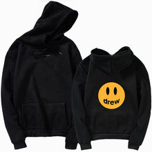Load image into Gallery viewer, Drew Sweatshirt Drew House Justin Bieber Smiley-Face Clothing Hoodie, Hooded Sweatshirt for Justin Bieb