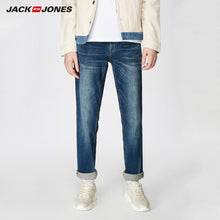 Load image into Gallery viewer, JackJones Men's Stretch Jeans men Elastic Cotton Denim Pants Loose Fit Trousers New Brand Menswear 219132584
