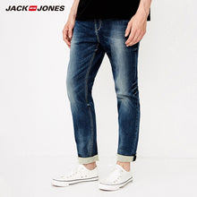 Load image into Gallery viewer, JackJones Autumn men's cotton Stretch jeans Denim Pants Menswear 218332585