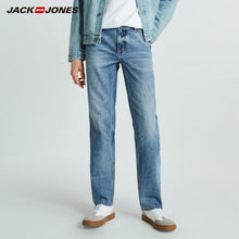 Load image into Gallery viewer, JackJones Autumn men's trend stitching casual versatile jeans 218332529
