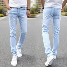 Load image into Gallery viewer, 13 Style Design Denim Skinny Jeans Distressed Men New 2019 Spring Autumn Clothing Good Quality