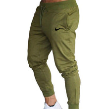 Load image into Gallery viewer, 2019 Men Casual Sweatpants Fitness Side Stripe Men's Sportswear Joggers Pants Cotton New Male Gyms Trousers Pantalones Hombre