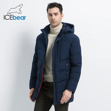 Load image into Gallery viewer, 2019 New Men's Winter Jacket Casual Man Cotton Suit Stylish Male Coat High Quality Men's Clothing Brand Apparel MWD19925D