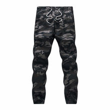 Load image into Gallery viewer, Camouflage Military Jogger Pants Men 2019 Pure Cotton Mens Spring Autumn Pencil Harem Pant Men Comfortable Trousers Camo Joggers