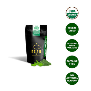 Load image into Gallery viewer, Organic Moringa Mint Herbal Tea