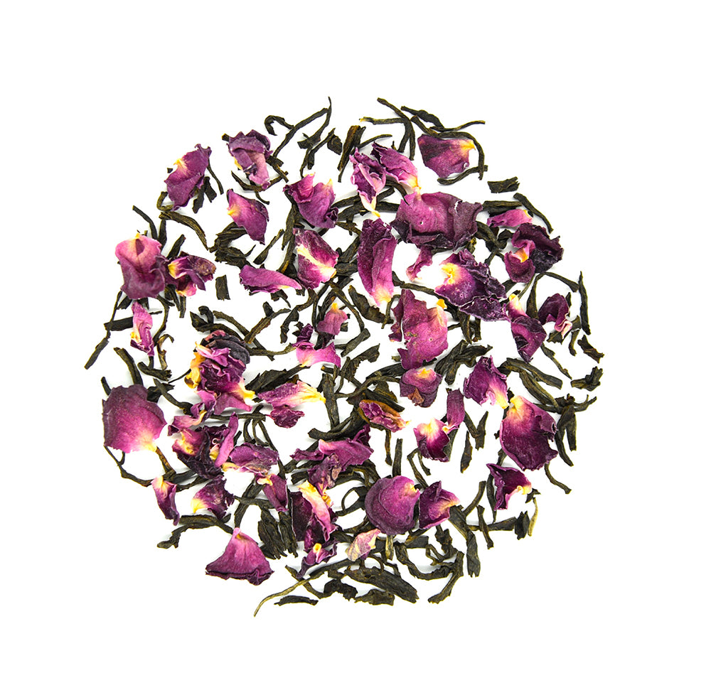 Load image into Gallery viewer, Organic Mountain Rose Black Tea