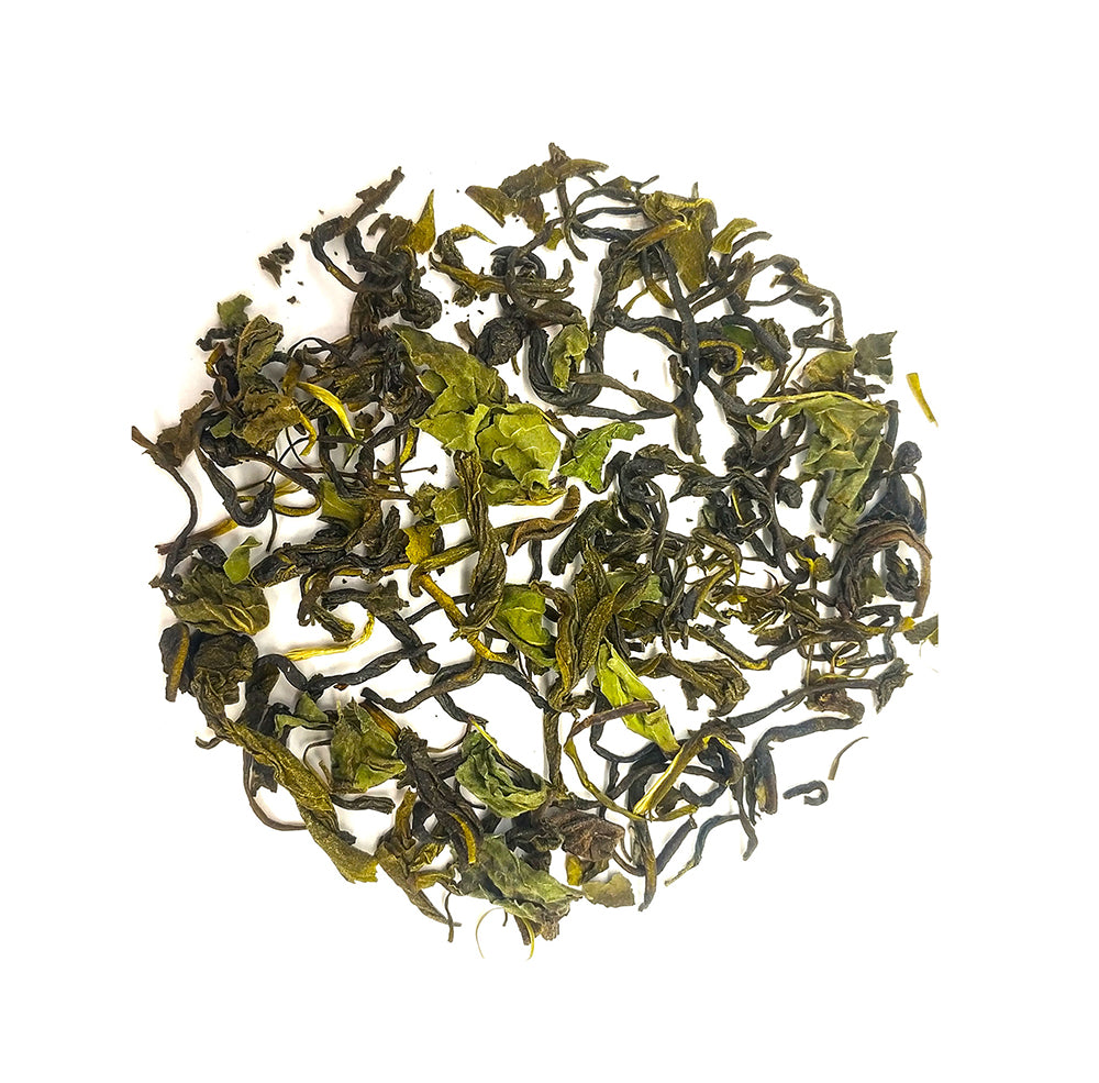 Load image into Gallery viewer, Organic Tulsi Green Tea