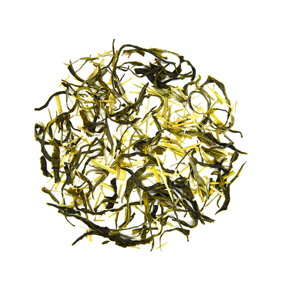 Load image into Gallery viewer, Exotic Organic Lemongrass Green Tea