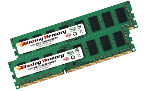8GB Kit (2 x 4GB) DDR3 1333 PC3-10600 DIMM LOW DENSITY DESKTOP MEMORY