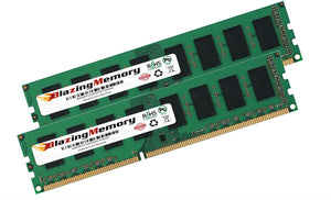 16GB Kit 2 x 8GB DDR3 1333 PC3-10600 DIMM LOW DENSITY DESKTOP MEMORY