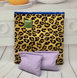 Food Warmer Sleeve,leopard