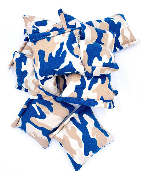 Load image into Gallery viewer, LUNCH BOX WARMERS, 3-pack blue camo