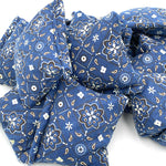 LUNCH BOX WARMERS, 3-pack blue paisley