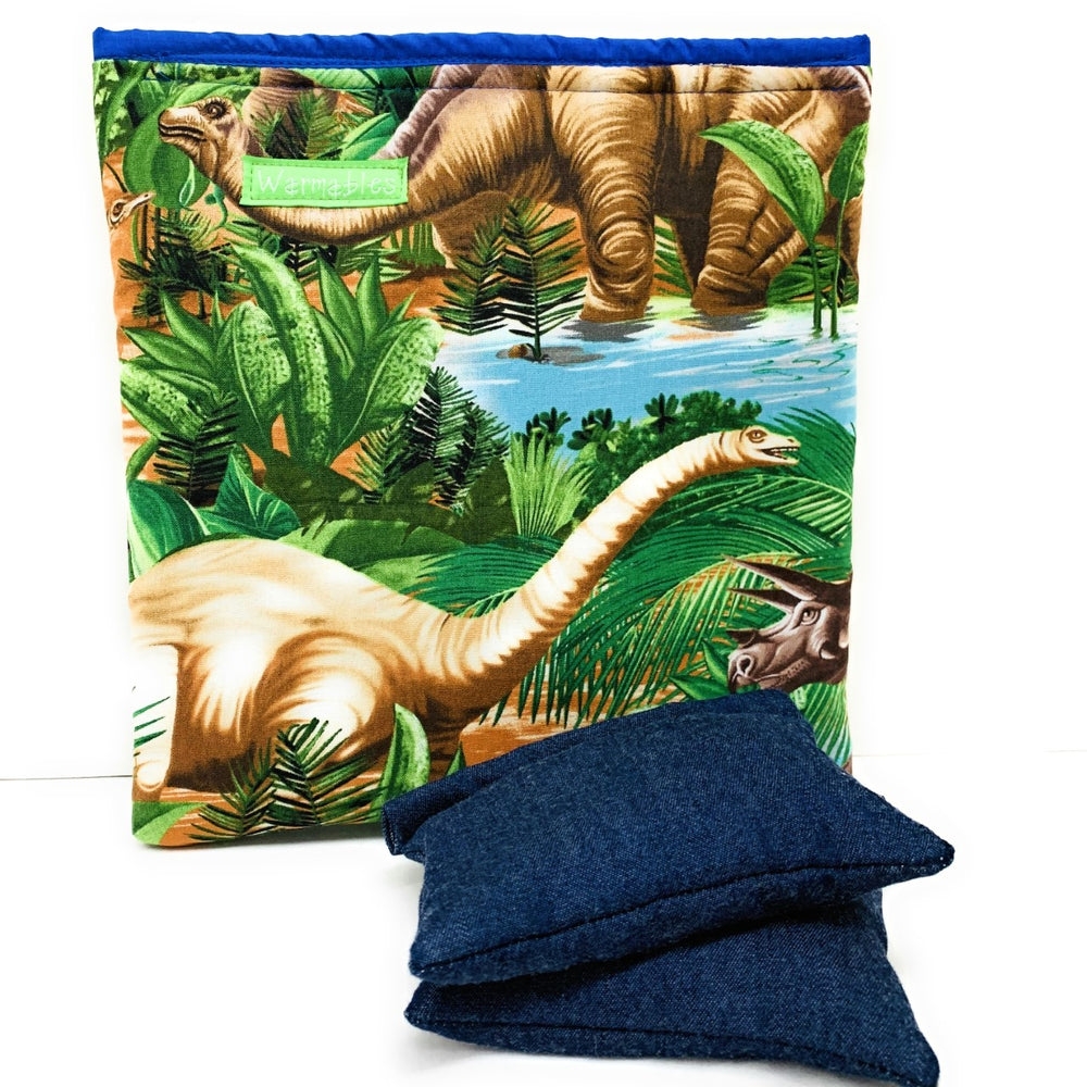 Load image into Gallery viewer, Food Warmer Sleeve, dinosaur