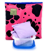 Complete Children's Lunch Box Kits, pink 'n ink