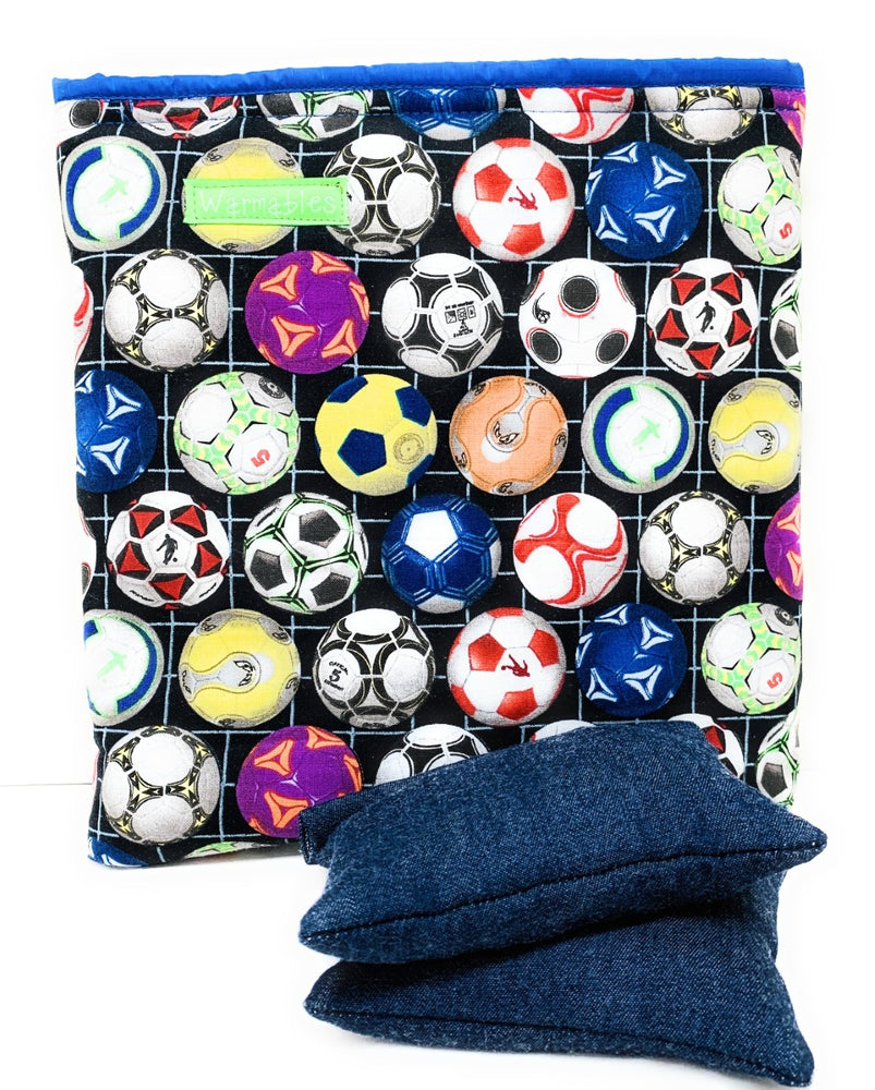 Load image into Gallery viewer, Food Warmer Sleeve, soccer ball