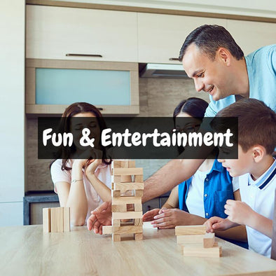 Fun & Entertainment | TRB