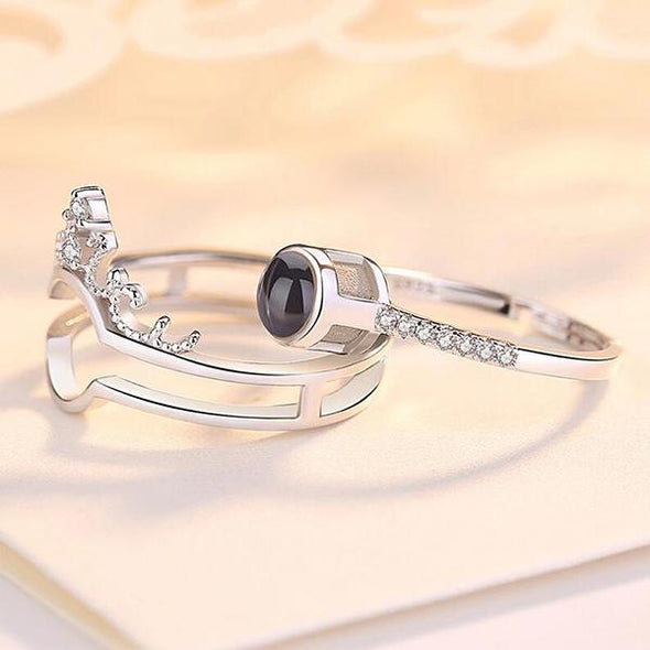 Universal Love Ring / Necklace | TRB