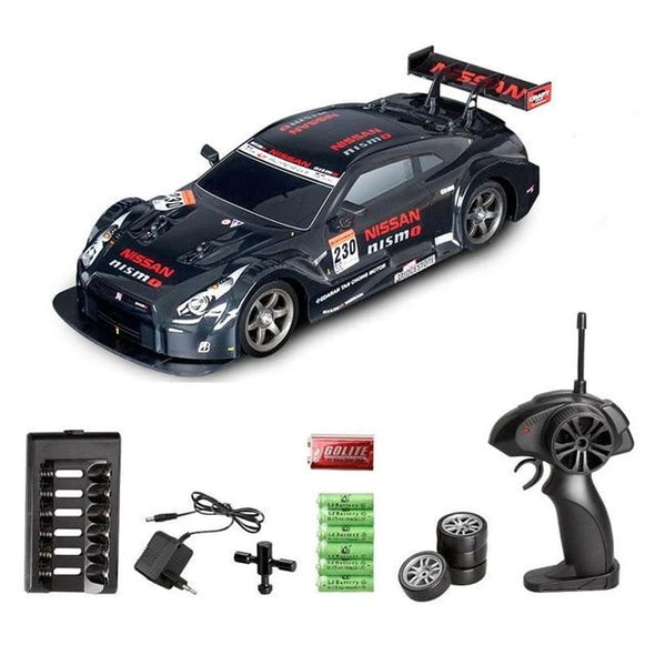 Fast RC CAR Drift 4WD Racing Car Remote Control | TheRainbowBunny