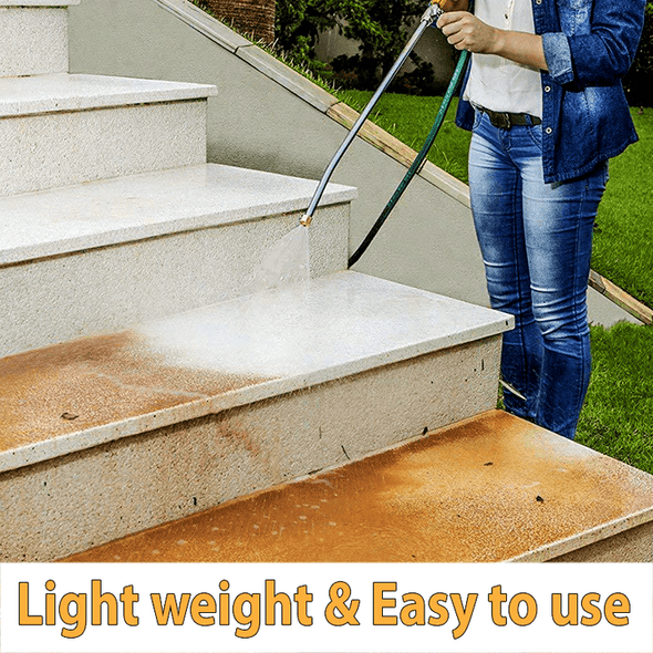 Power Hose: 2-in-1 High-Pressure Power Washer (Sale!)