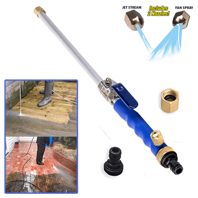 Power Hose: 2-in-1 High-Pressure Power Washer (Sale!) | TRB
