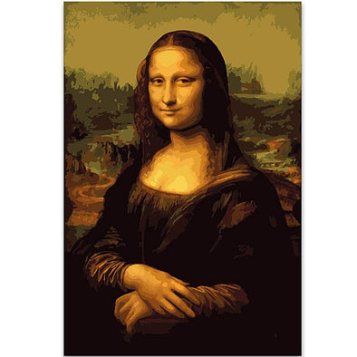 Mona Lisa - MonetArt Kit