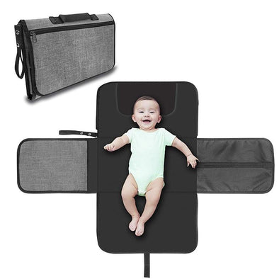 3-in-1 Diaper Changing Pad