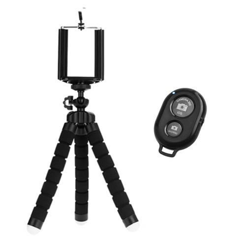Universal Phone Tripod  with Wireless Remote