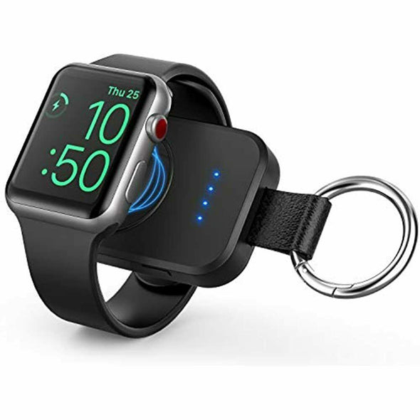 iPOWER™ - Portable Keychain Apple Watch Charger