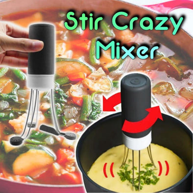 Automatic Stir Mixer
