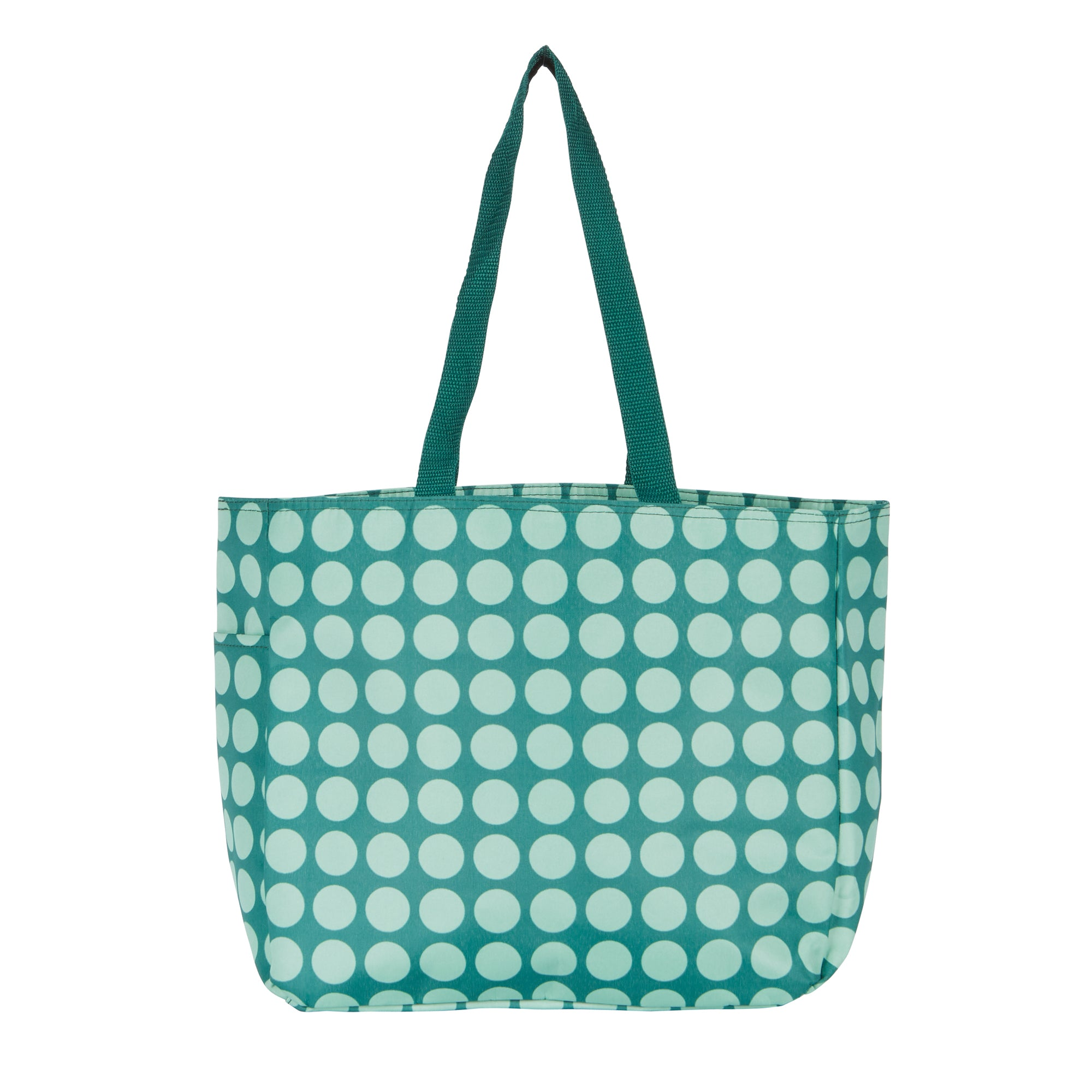 Everyday Tote - Sea Glass Dot