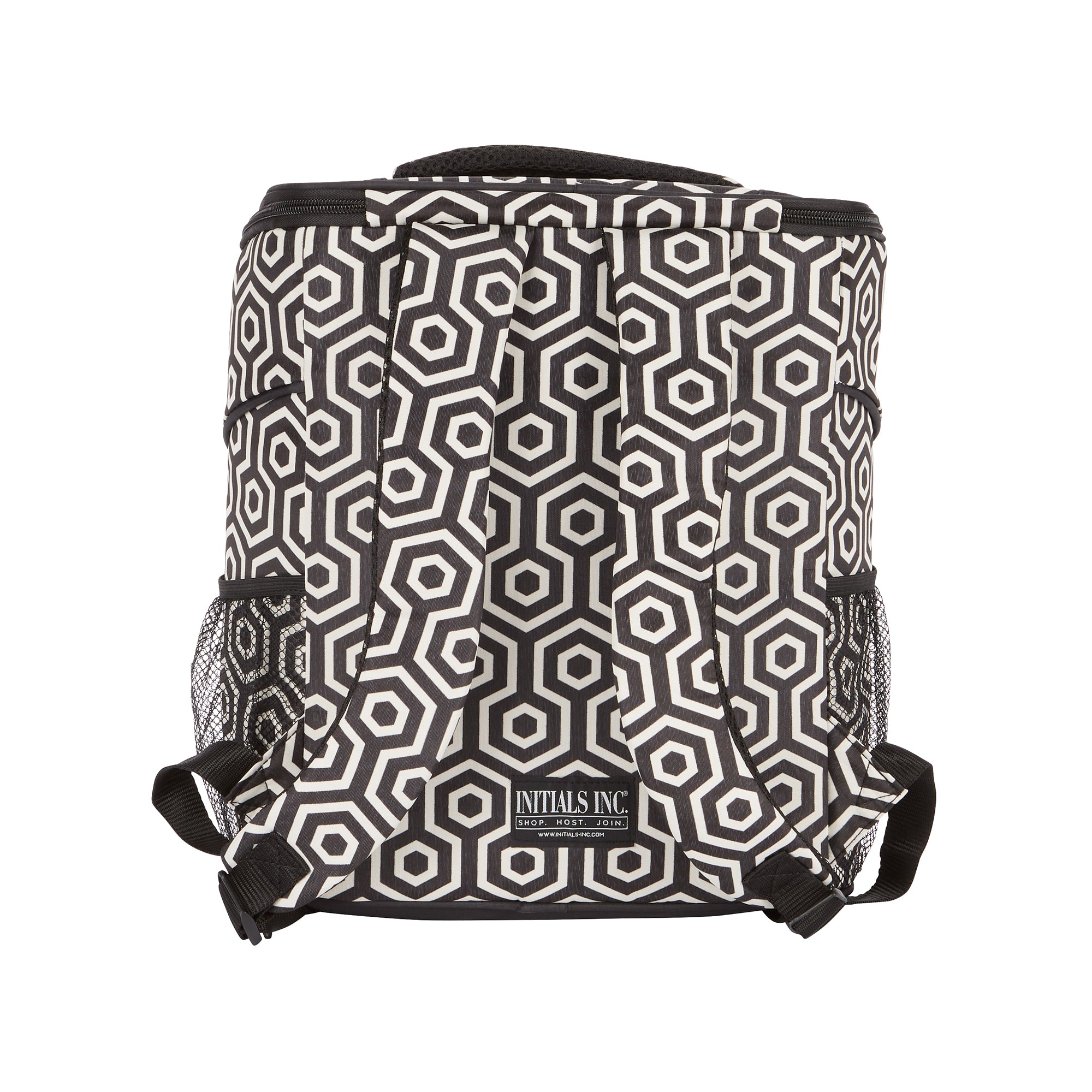 Cooler Backpack - Geo