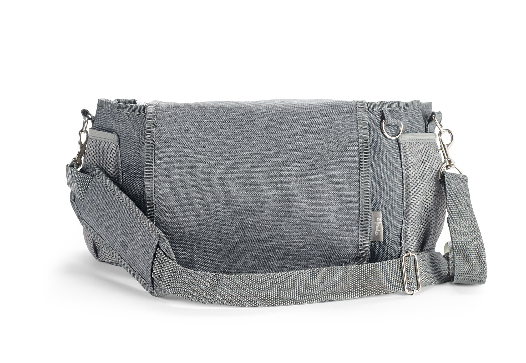 Stroller Organizer - Charcoal Canvas