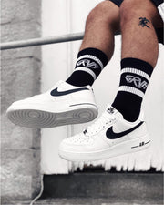 GRVTY Tube Socks - Black