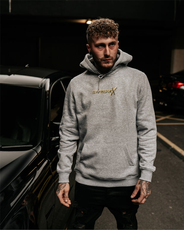 For The Drivers Hoodie - Grey