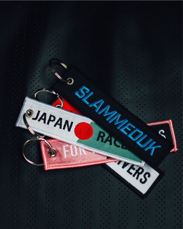 Japan Racer Flight Tag