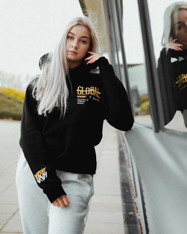 Violent x Gravity Collab Hoodie