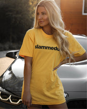 Worldwide T-Shirt Yellow