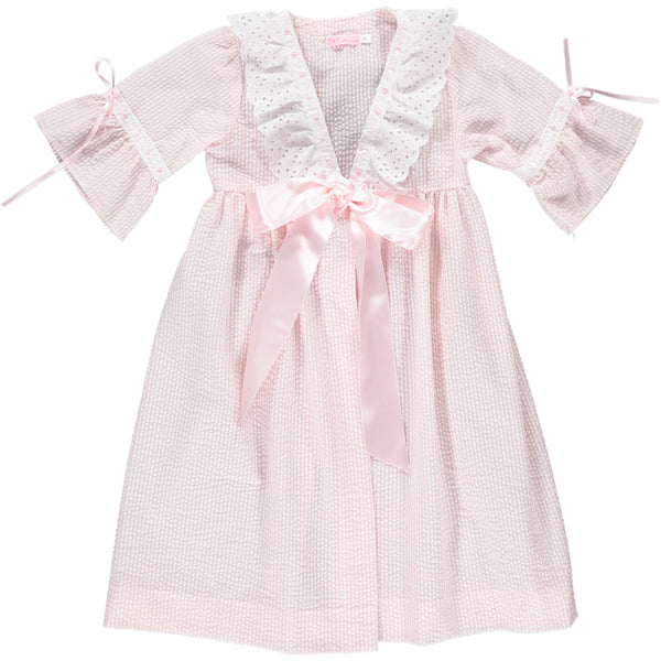 Eugenia Nightdress Pink