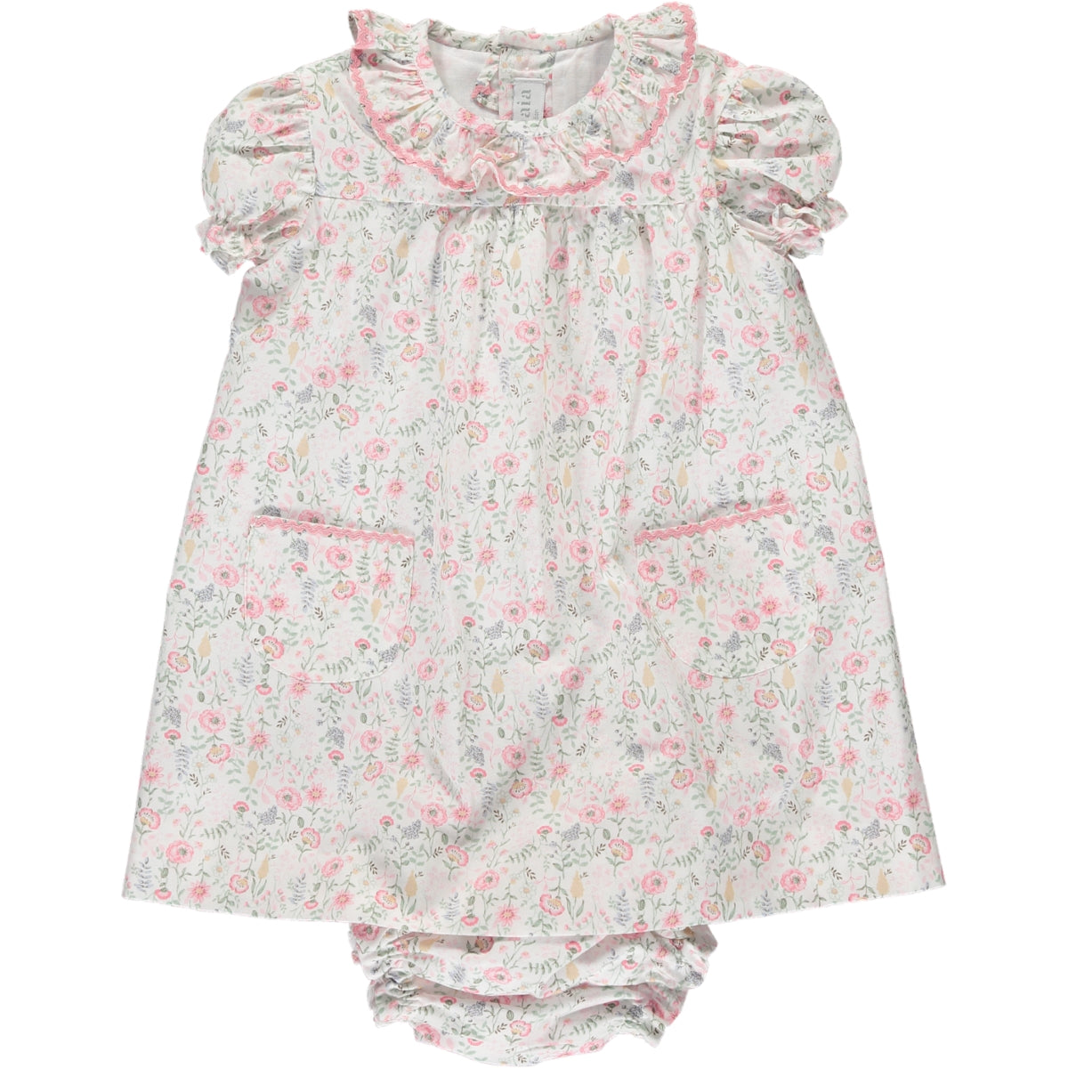 Angelina Baby Set Floral