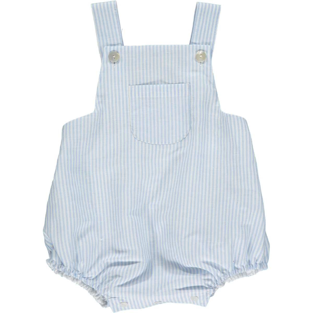 Archie All-In-One Sky Blue Stripe