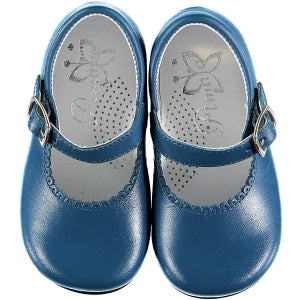 Blue Baby Girl Shoes