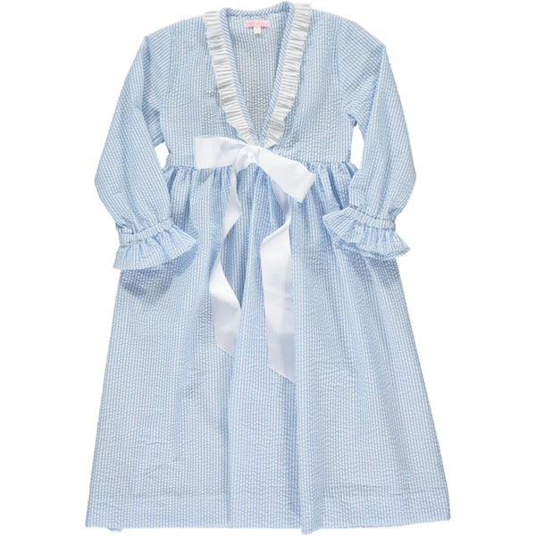 Eugenia Nightdress Blue