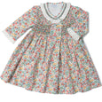 Gooseberry Dress Christmas Liberty print